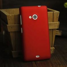 Husa Telefon Mercury - Husa Nokia Lumia 535 Goospery Jelly Case Rosie / Red