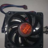 Cooler PC AMD, Pentru procesoare - NOU Cooler Ventilator CPU 3pini AMD stock AM2 AM2+ AM3 AM3+ FM1 FM2