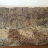 Vand canapea din lemn masiv