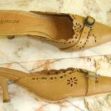 Papuci marca Euroline marimea 39 (Q108_1) - Papuci dama, Culoare: Din imagine