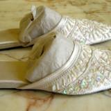 Papuci dama marca - marimea 40 (Q69_1), Culoare: Din imagine