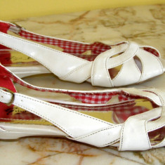 Sandale dama marca Gino Ventori marimea 36 (Q36_1), Culoare: Din imagine