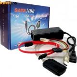 ADAPTOR SATA IDE la USB 2.0 pt hdd 2, 5 si 3, 5