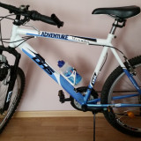 Mountain Bike DHS, 24 inch, 26 inch, Numar viteze: 21 - Bicicleta noua