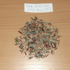 Rezistente 0, 25W - 250 Bucati (5)