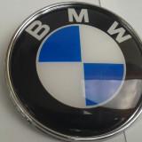 Emblema NOUA BMW capota / portbagaj - Embleme auto