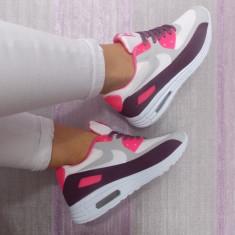 Adidasi dama Nike, Textil - Adidasi Nike Air Max N 1