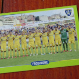 Cartonas / Sticker fotbal Panini - echipa Frosinone - Calciatori 2014 - 2015 ! - Cartonas de colectie