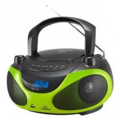 Casetofon - Boombox CD/MP3/USB SENCOR - SPT 228 BG