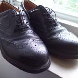 pantofi   piele naturala marime 43