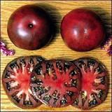 Tomate -Rosii Black Krim - rosii negre - 10 seminte pentru semanat - Seminte rosii