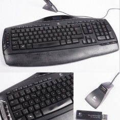 Tastatura Logitech MX 3200 wireless
