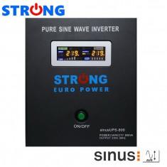 UPS 800VA 500W STRONG-800W pentru centrale termice