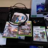 Xbox 360 Microsoft Slim+kinect