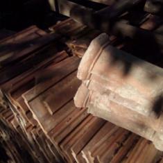 Tigla ceramica de Turda cu un cioc