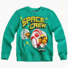 Pulover Angry Birds Star Wars verde