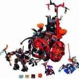 LEGO® LEGO® Nexo Knights Jestro mobile reviewed 70316