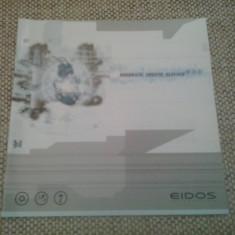 Afis - Catalog Jocuri EIDOS pt PS1 anul 2000