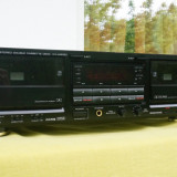 Casetofon dublu deck autorevers Kenwood KX-W8020 - Deck audio