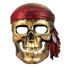 Masca / Masti | Pirat / Pirati | Piratii din Caraibe Schelete | Zombi Halloween - Masca carnaval, Marime: Marime universala, Culoare: Din imagine