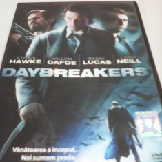 FILM HORROR DAYBREAKERS, SUBTITRARE ROMANA, ORIGINAL - Film SF, DVD