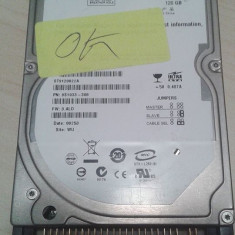 Hard-Disk / HDD laptop Seagate IDE 120GB 5400rpm st9120822A, 100-199 GB, Rotatii: 5400, 8 MB