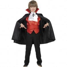 Costum Dracula copii 10-12 ani - Carnaval24 - Costum petrecere copii