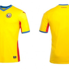 Set echipament fotbal - TRICOURI OFICIAL ROMANIA/ JOMA- ADULTI, MODEL NOU, LIVRARE GRATUITA