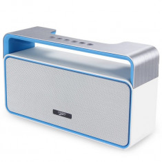 Boxa Stereo Cu Conexiune Wireless Prin Bluetooth, Radio FM Si Slot Pentru Card