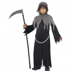 Costum Grim Reaper copii 10-12 ani - Carnaval24 - Costum petrecere copii