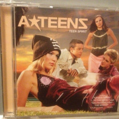 A-TEENS - TEEN SPIRIT (2000/ UNIVERSAL REC / GERMANY) - CD NOU/Sigilat/Original - Muzica Pop universal records