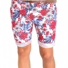 Pantaloni scurti tip ZARA + CUREA MARO CADOU - SUMMER EDITION - 6382 - Bermude barbati, Marime: 30, 31, 32, 33, 36, Culoare: Din imagine
