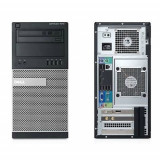 Dell, OPTIPLEX 990, Intel Core i5-2400, 3.10 GHz, HDD: 320 GB, RAM: 16 GB, unitate optica: DVD, video: Intel HD Graphics 2000