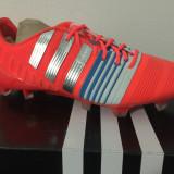 Ghete Fotbal Profesionale Adidas Nitrocharge 1.0 -VARF GAMA -40, Culoare: Din imagine, Barbati, Iarba: 1