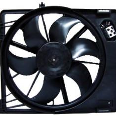 Radiator racire - GMV radiator Electroventilator Dacia Logan benzina cu AC, Breckner