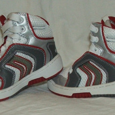 Ghete copii GEOX - nr 26 - Adidasi copii Geox, Culoare: Din imagine