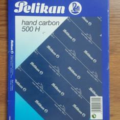 INDIGOU PELIKAN HAND CARBON 500 H ALBASTRU .