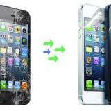 Gevey SIM - Inlocuire Geam Sticla iPhone 6s Negru