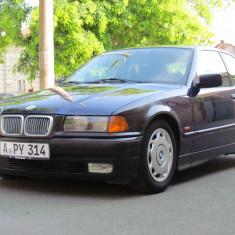 Autoturism BMW, Seria 3, Seria 3: 316, An Fabricatie: 1998, Benzina, 1900 km - BMW e36, an 1998, 1.6 Benzina