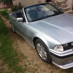 Autoturism BMW, Seria 3, Seria 3: 318, An Fabricatie: 1997, Benzina, 190000 km - BMW e36 Cabrio 318i anul 1997