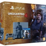 Consola Sony Playstation 4 Ultimate Player Limited Edition + joc Uncharted 4