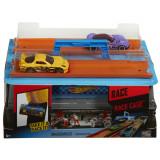 Cutie cu masini de cursa Mattel HW race case Track Set CFC81