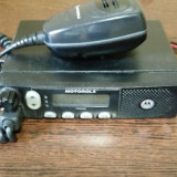 Statie radio - STATIE TAXI EMISIE RECEPTIE MOTOROLA CM 360 CU AFISAJ ELECTRONIC