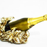 Suport pentru sticla de vin din rasina - Produs Nou - LICHIDARE DE STOC