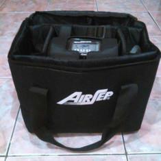 Concentrator oxigen portabil - Aparat respiratoriu
