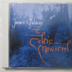 James Galway - The Celtic Minstrel CD, album, EU - Muzica Pop rca records