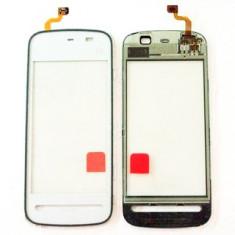 TouchScreen Nokia 5230 Original SWAP Alb - Touchscreen telefon mobil