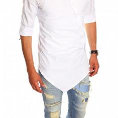 Camasa FASHION tip Zara - camasa barbati - camasa slim - cod 6462, S, M, L, XL, Din imagine