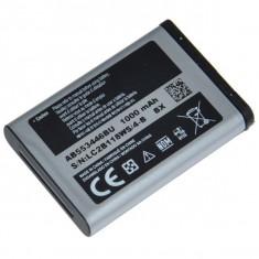 Acumulator Samsung AB553446B Li-Ion pentru telefon Samsung E1170, E2120 Zinnia, E2152 DuoS, E2230, E2652 Champ Duos, F310 Serenata B&O, i300, i320, M