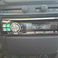 CD Player MP3 auto - CD Player auto ALPINE, USB, Mp3, bluetooth, rds